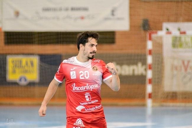 Nacho Moya superó los 500 goles en Liga Sacyr Asobal