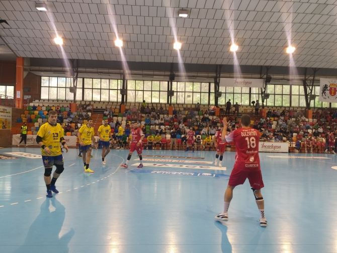 El Sargal lleva en volandas a Incarlopsa Cuenca en una emocionante victoria (21-17)
